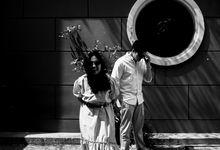 Manda - Raffi Prewedding by Karna Pictures