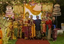 Eky & Niki Multinational Wedding Ceremony and Garden Reception by Taman Prakerti Bhuana