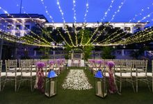 Sweet Beginnings - Weddings in the Park by Hotel Fort Canning