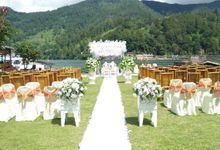 Parapat Toba Garden Lay Out by Hotel Indonesia Group