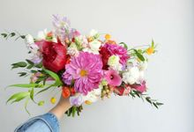Garden Bouquet Collection by Il Fiore