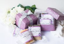 Caroline & Gavin by Petite Pretty Hampers