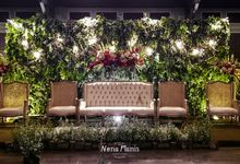 Gayatri & Alfons Wedding Decoration by Nona Manis Creative Planner