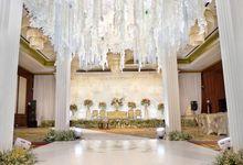 The Wedding Of Hengky & Defi by Alleka Design