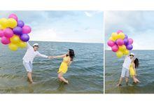 Prewed Gilang & Riyanti by Michelle Bridal