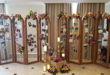 Wedding Ceremony at Gardenia Room by Hotel Gran Mahakam