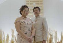 Astrid & Julius Engagement Decoration by Valentine Wedding Decoration