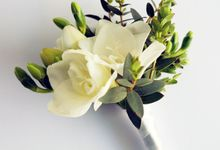 Boutonnieres & Corsages by The Olive 3 (S) Pte Ltd