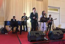The Wedding Of Andrew & Grace by Venus Entertainment