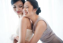 Gary & Christy Wedding Day by ANTHEIA PHOTOGRAPHY