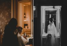 Gilvina & Darrell Wedding Ceremony by ATIPATTRA