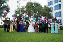 Wedding Robert & Vega by Star Management