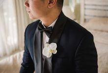 Beautiful in White by CITTA Wedding
