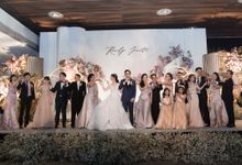 The Wedding of Rendy & Jenita part 4 by Legacy Organizer