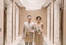 wedding of ge pamungkas and kykuu by SAS designs
