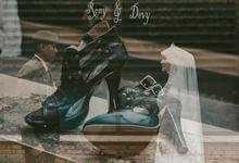 Prewedding RONY & DEVY by ge_production