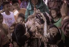 Wedding DITA & ROCHMAT by ge_production