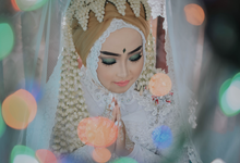 Makeup season for wedding deden & Sri by ge_production