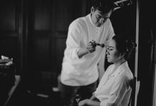 The wedding Intanika & Friza  by Gedong Putih