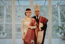 Prewed Michael & Cristine by Gedong Putih