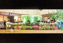 An Out Door Party In PURI by Mwangi Decoration