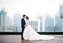 Aaron and Angel Wedding by Bordz Evidente Photography