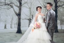 Wedding day Tedy & Gladys by Gembira Photo Studio Bridal Salon