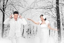 prewedding neo concept of Edy Chindy by Gembira Photo Studio Bridal Salon