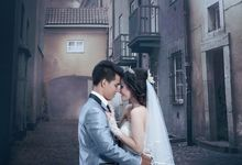 Love is in the air by Gembira Photo Studio Bridal Salon