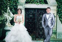 Prewedding of Freddy & Dita by Gembira Photo Studio Bridal Salon