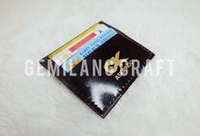 Card wallet for PT Askrindo✨ by Gemilang Craft