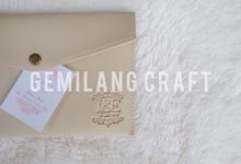 Premium envelope for Ina&Ernas Wedding✨ by Gemilang Craft
