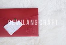 Standard envelope for Hadi&Kartika wedding✨ by Gemilang Craft