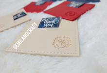 Card Wallet for Nathan & Christine wedding✨ by Gemilang Craft