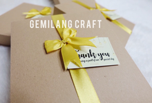 Premium boxy for Ebenhaezer & Marissa wedding✨ by Gemilang Craft