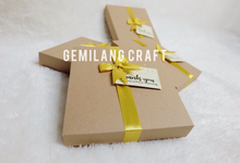 Premium boxy for Ebenhaezer & Marissa wedding✨ by Gemilang Craft