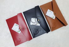 Envelope pouch for Reni & Abim wedding by Gemilang Craft