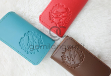 Key holder for Ayu & Alvin wedding✨ by Gemilang Craft
