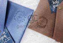 Prada Envelope for William & Ivanni wedding✨ by Gemilang Craft