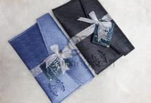 Prada Envelope for Titis & Taufik wedding✨ by Gemilang Craft