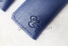 Key holder for Nalini & Andi wedding✨ by Gemilang Craft