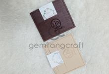 Card wallet for Reyhan & Laras wedding✨ by Gemilang Craft