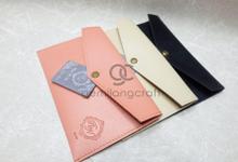Premium Envelope for Razali & Nisa wedding✨ by Gemilang Craft