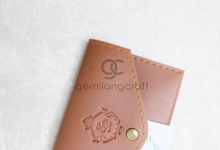 Coin Case Standard for Elthon & Eno wedding✨ by Gemilang Craft