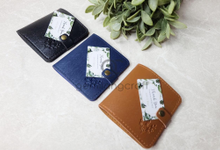 Premium B-wallet for Adel & Remo wedding✨ by Gemilang Craft