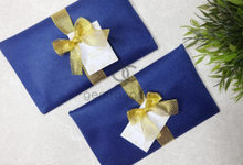 Premium Envelope with Flanel for Ayu & Ilham✨ by Gemilang Craft