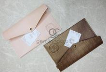 Prada envelope for wiliam&meliya✨ by Gemilang Craft