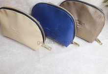 Gissel pouch for Amirul & Norazleen by Gemilang Craft