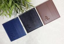 Premium card wallet Jonas & Elsa upgrade packaging  by Gemilang Craft