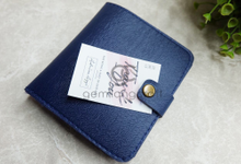 Premium b wallet for Adrianne Aggi by Gemilang Craft